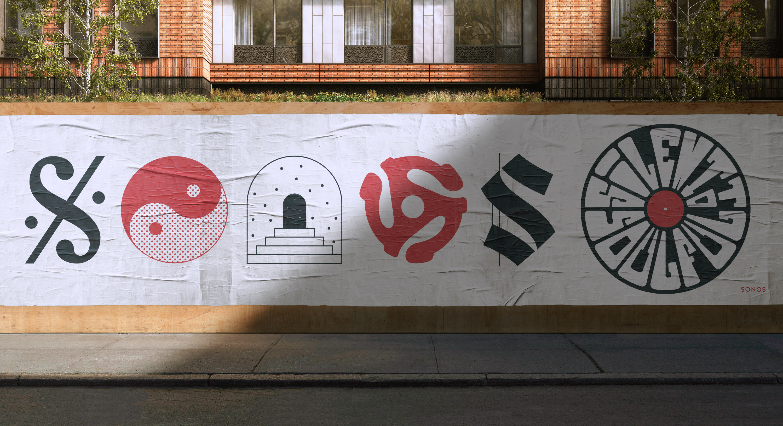 Poster Street Mockup