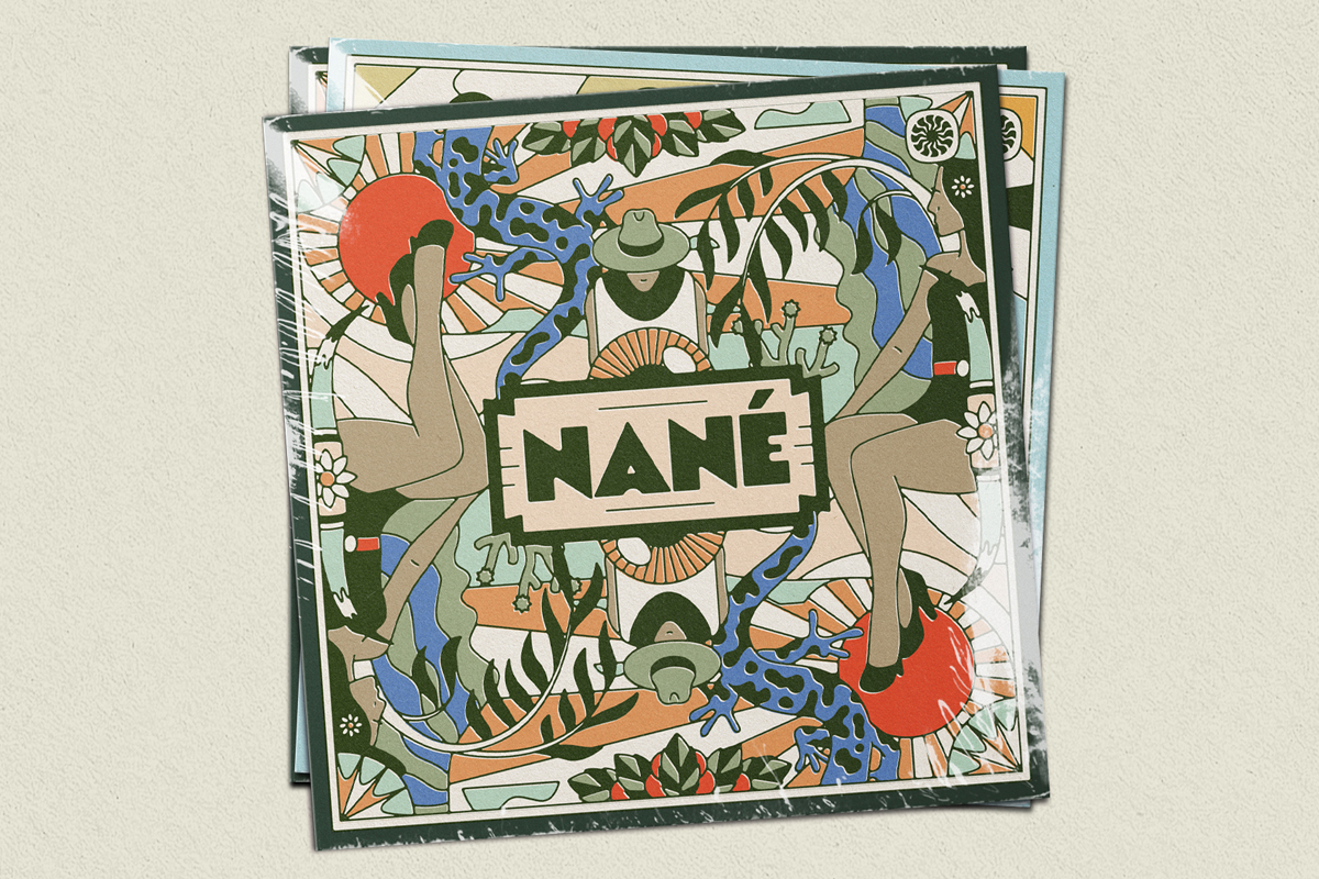 Nane - Album Packaging